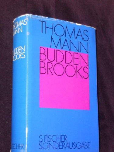 budden-brooks---verfall-einer-familie----in-german-: Thomas-mann