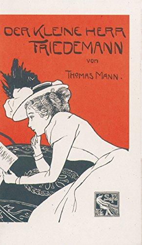 9783103481266: Der kleine Herr Friedemann. Schmuckausgabe.