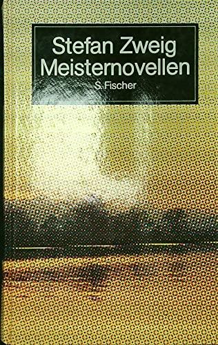 9783103970074: Meisternovellen