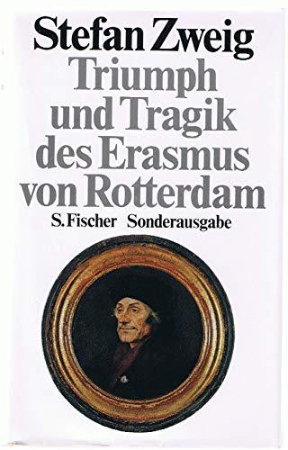 9783103970135: Triumph und Tragik des Erasmus von Rotterdam