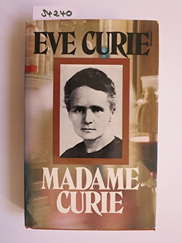 9783106119012: Madame Curie