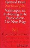 9783108227012: Vorlesungen Zur Einfuhrung in Die Psychoanalyse Und Neue Folge