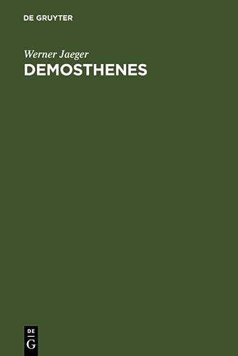 9783110025279: Demosthenes (German Edition)