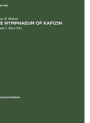 The Nymphaeum of Kafizin. The Inscribed Pottery.: MITFORD, T.B.,