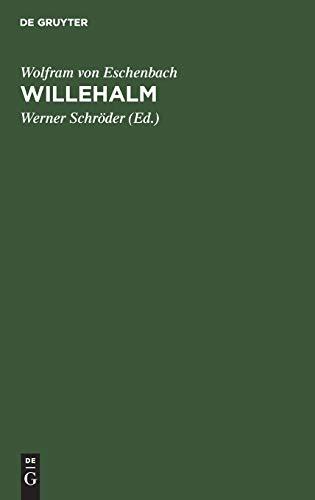 9783110073232: Willehalm