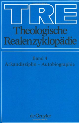 9783110077148: Arkandisziplin - Autobiographie (German Edition)