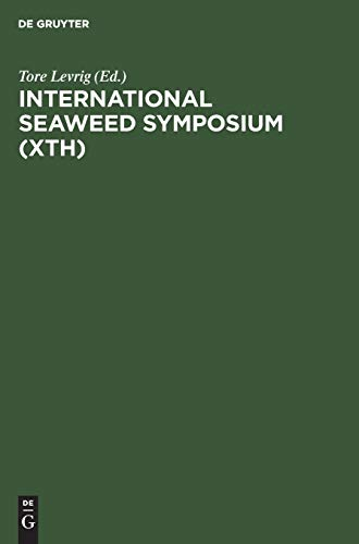Xth International Seaweed Symposium