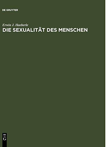 9783110087536: Die Sexualität des Menschen: Handbuch und Atlas