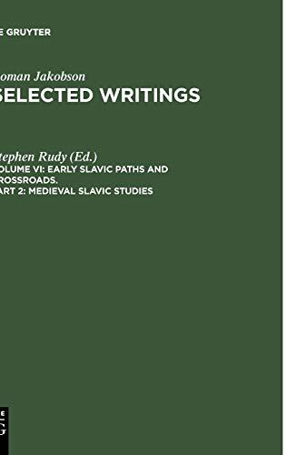 Medieval Slavic Studies