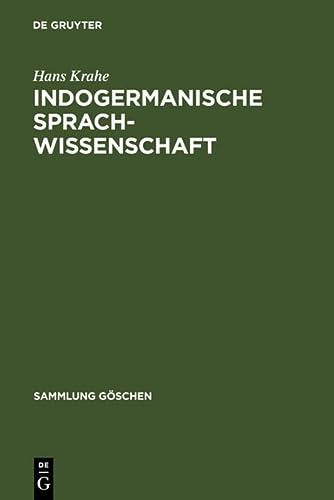 Indogermanische Sprachwissenschaft: Krahe, Hans.