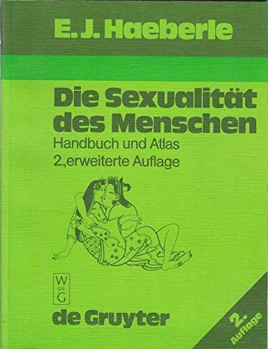 9783110106947: Die Sexualität des Menschen. Handbuch und Atlas