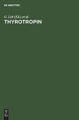9783110110173: Thyrotropin