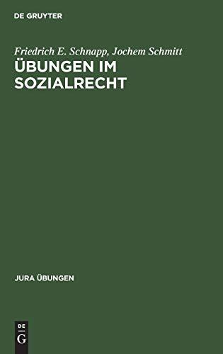 9783110110999: Aoebungen Im Sozialrecht (Jura Aoebungen)
