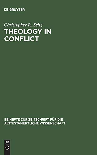 9783110112238: Theology In Conflict