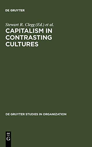 9783110118575: Capitalism in Contrasting Cultures (de Gruyter Studies in Organization)