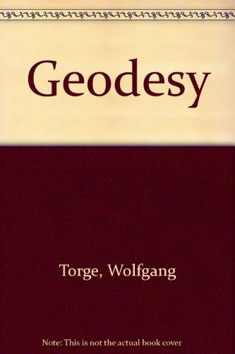 9783110124088: Geodesy