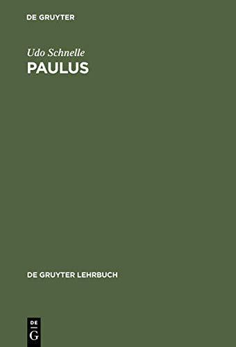 Paulus: Udo Schnelle