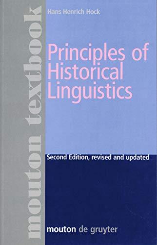 9783110129625: Principles of Historical Linguistics