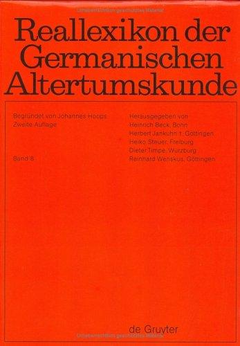 9783110131888: Reallexikon Der Germanischen Altertumskunde: Euhemerismus-Fichte