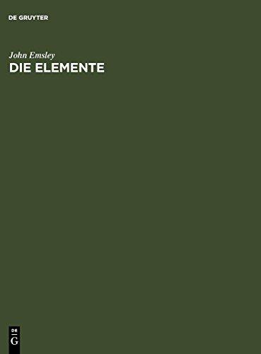 9783110136890: Die Elemente