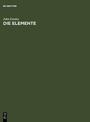 9783110136890: Die Elemente (German Edition)