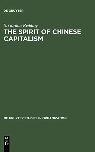 9783110137941: The Spirit of Chinese Capitalism (de Gruyter Studies in Organization)