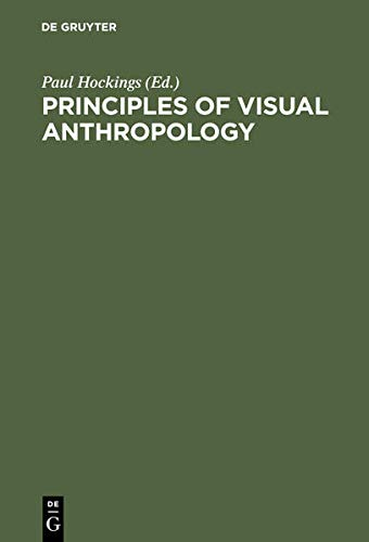 9783110142280: Principles of Visual Anthropology
