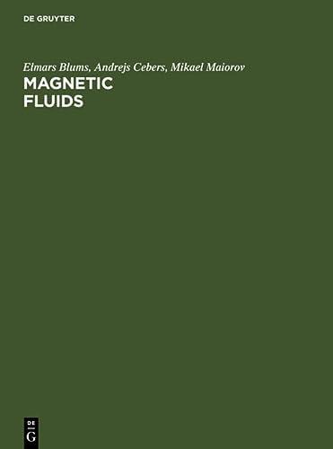 9783110143904: Magnetic Fluids