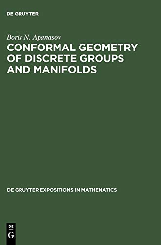 9783110144048: Conformal Geometry of Discrete Groups and Manifolds (De Gruyter Expositions in Mathematics)