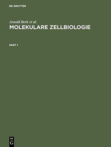 9783110144604: Molekulare Zellbiologie