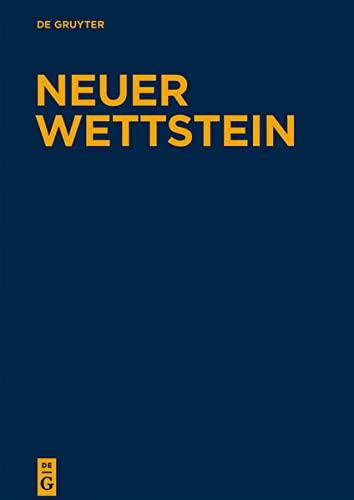 9783110145076: Texte Zur Briefliteratur Und Zur Johannesapokalypse