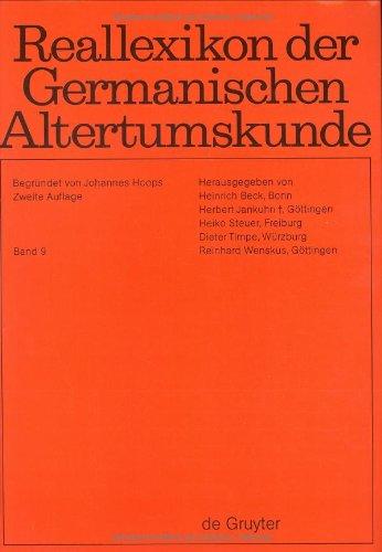 9783110146424: Reallexikon Der Germanischen Altertumskunde: Fidel-Friedlosigkeit