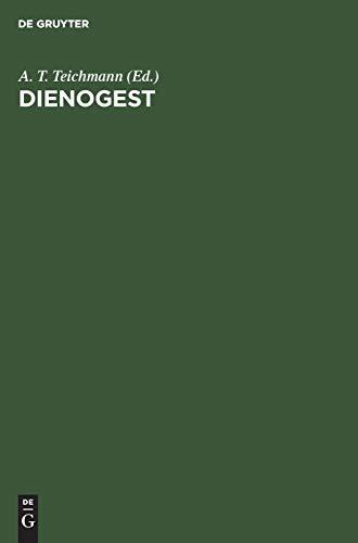 9783110150858: Dienogest: Praklinik Und Klinik Eines Gestagens