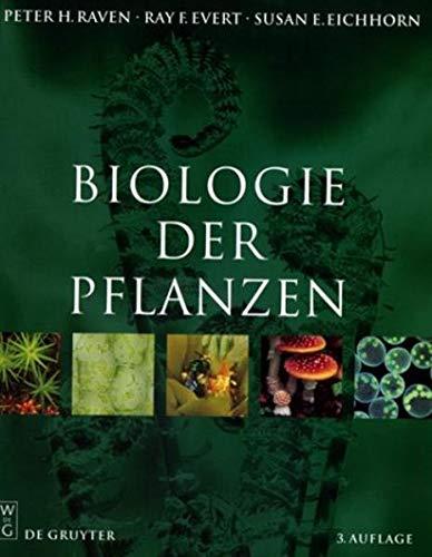 9783110154627: Biologie Der Pflanzen: Auflage