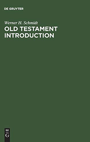 9783110157758: Old Testament Introduction (English and German Edition)