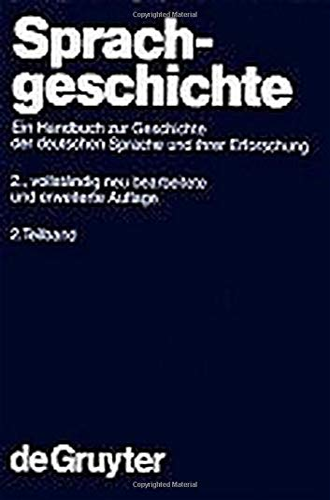 Sprachgeschichte 2: Werner Besch