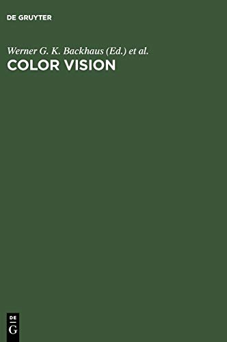 9783110161007: Color Vision: Perspectives from Different Disciplines