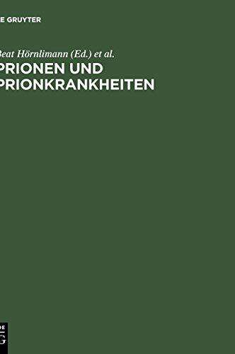 9783110163612: Prionen Und Prionkrankheiten (German Edition)