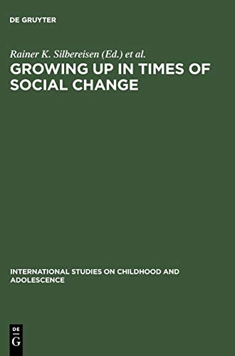 Growing Up in Times of Social Change International Studies on Childhood and Adolescene 7.