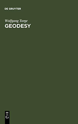 9783110170726: Geodesy