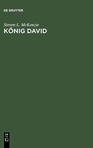 9783110171969: K�nig David: Eine Biographie