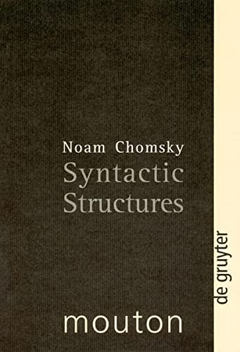9783110172799: Syntactic Structures