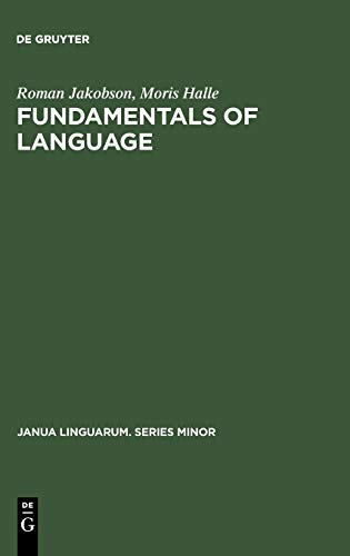 9783110172836: Fundamentals of Language
