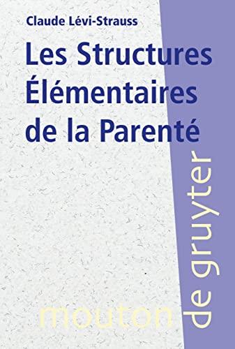 9783110173543: Les Structures élémentaires de la parenté
