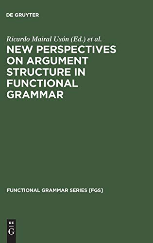 New Perspectives on Argument Structure in Functional: Uson, Ricardo Mairal