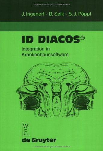 9783110174021: Id Diacos: Integration in Krankenhaussoftware