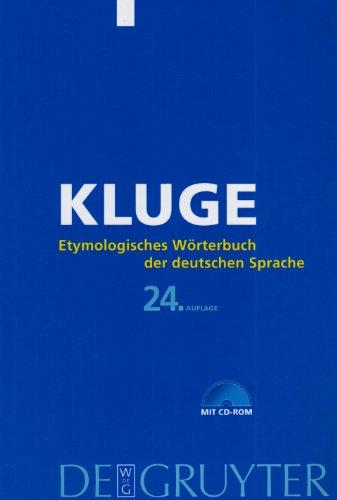 9783110174724: Etymologisches Wörterbuch der deutschen Sprache. Buch und CD: Kombi-Version