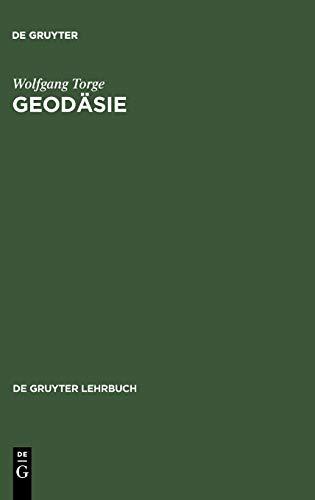 9783110175455: Geod�sie (de Gruyter Lehrbuch)