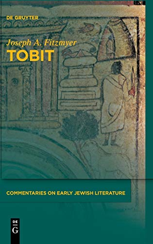 9783110175745: Tobit (Commentaries on Early Jewish Literature)