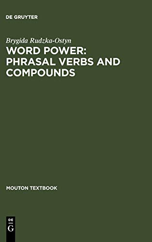 9783110177039: Word Power: Phrasal Verbs and Compounds (Planet Communication)